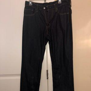 Straight leg Levi Jeans